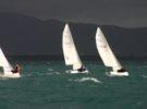 Prima giornata del Campionato Invernale Snipe 19° Trofeo Fosco Santini