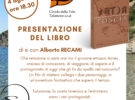 Agosto – Presentazione Libro TUSCIA, Torneo burraco e Cinema al Faro