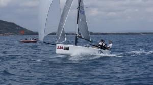 Sailing Series Melges 20 Act 3