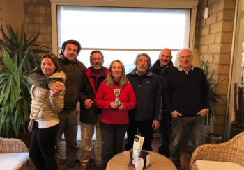 Punta Ala: Velvet di Alberto Papi seconda al Campionato Invernale 2017/2018!