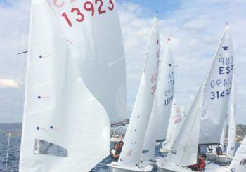 CVT – Campionato Italiano AssolutoClasse Snipe, vento da Sud-Est con intensità fino a 15 nodi per le due prove finaliche stabilizzano la classifica: