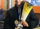 CVT – Edoardo Borioni vince anche al timone degli RS FEVA e sale sul podio più alto a Castiglione della Pescaia