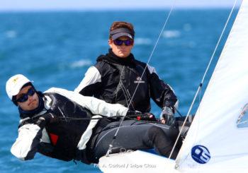 CVT – Nazionale Snipe di Punta Ala del 13 e 14 aprile 2019 L'equipaggio CVT Savorani-Bari si consolida ai vertici della ranking lista nazionale