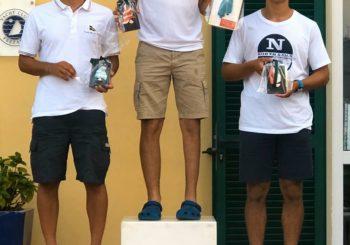 CVT – Edoardo Borioni vince la 3° regata zonale della Classe Laser Radial e si classifica per i Campionati Giovanili Laser di Salerno. In acqua per il CVT e nella Classe Laser 4.7 anche Francesco Noia