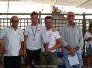 CVT – Campionato Assoluto Italiano Classe Snipe Gli atleti CVT Savorani-Milone sul podio Loro il meritatissimo 3° posto del podio Loro anche l'ottimo 7° posto nella Ranking List Nazionale