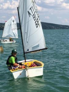 Optimist Trasimeno
